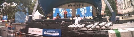 Bel Bossa at AK 05 - Auckland Festival