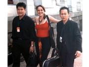 Bel Bossa : Martin Salim, Juliana Areias and Johannes Dimyadi - 2005.