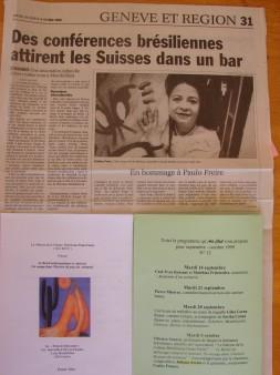 Ju Casa Paulo Freire programacao1999