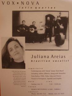 Ju Vox Nova Iguacu2001