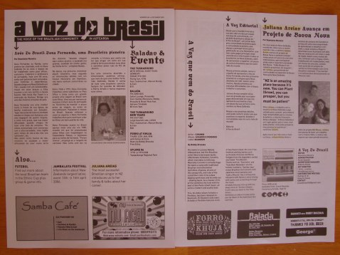 JuA voz do Brasil2005