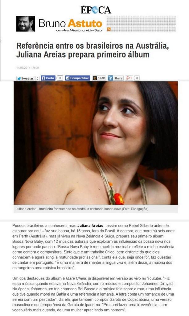 EPOCA REVISTA 10 MArch 2014 Juliana Areias Bruno Astuto IMAGE B