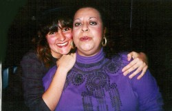 Juliana Areias and Leny Andrade - Leny, also aquarian! There are 3 main female singers that have influenced my way of singing. Leny is the first one of them because of her groovy and low tone voice!