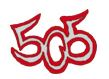 505 logo - Juliana Areias Brazilian Singer