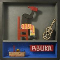 Abuka logo Juliana Areias Brazilian Singer Australia