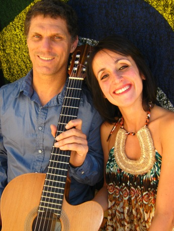 Glenn Rogers and Juliana Areias 2011
