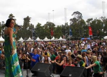 Sydney - Darling Harnour Ritmo Festival