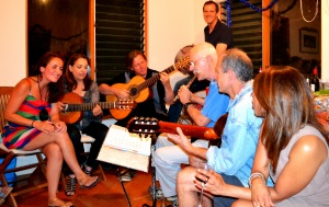 1 House of Music Juliana Areias Heloisa McMillan Doug De Vries Mike Bevan Charmaine Jones photo Lu