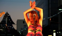 Juliana Areias - Metropolis show at the Ellington 13 July 2013