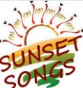 SUNSET SONGS MINI LOGO