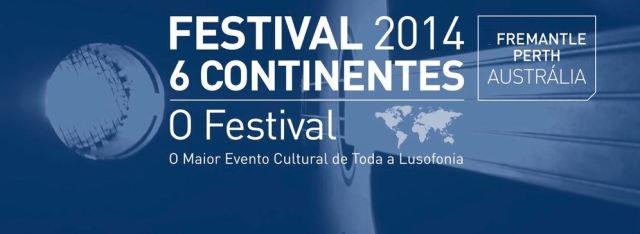 6 continentes Festival 2014 Australia Juliana Areias