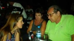Juliana Areias, Heloisa Seixas, Ruy Castro