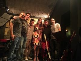 Juliana Areias Brazilian Tour Beco das Garrafas Rio Dez 2016