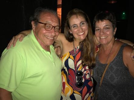 Ruy Castro, Juliana Areias, Heloisa Seixas
