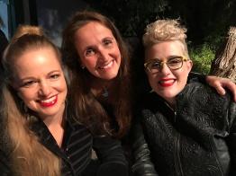 Karin Schaupp, Juliana Areias, katie Noonan