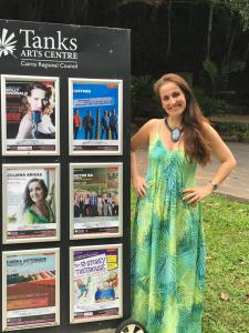 1 a CairnsTanks Arts Centre Juliana Areias Bossa Nova Baby Jazz Up North Series