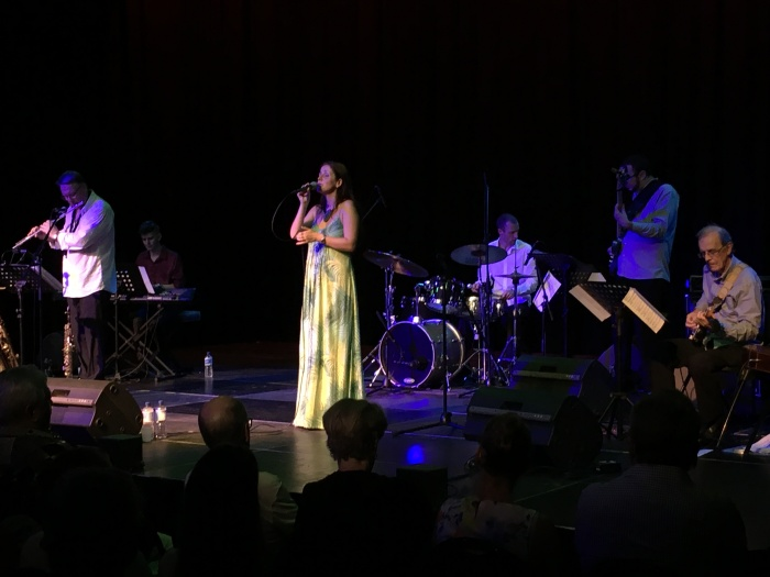 1e CairnsTanks Arts Centre Juliana Areias Bossa Nova Baby Jazz Up North Series Paul Millard Shai Martin Bronton Ainsworth Joe  Southwell Ray Walker