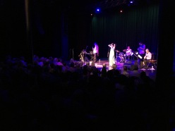Tanks Arts Centre in Cairns, Juliana Areias Concert