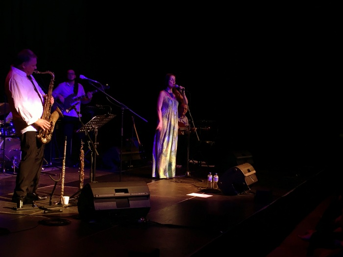 1o CairnsTanks Arts Centre Juliana Areias Bossa Nova Baby Jazz Up North Series Paul Millard  Joe Southwell Ray Walker
