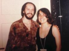 Alselmo de Carvalho and Juliana Areias 1992