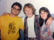 Carlinhos Franco Marcos Valle and Juliana Areias 1993b
