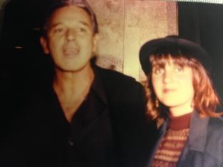Carlinhos Lyra and Juliana Areias 1991