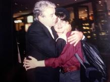 Carlos Vinhas and Juliana Areias 1991