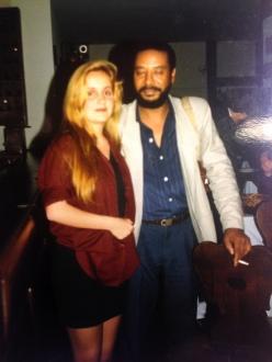 Juliana Areias and Adriano de Oliveira 1990