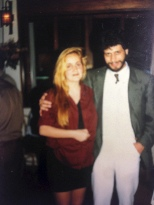 Juliana Areias and Carlos Coutinho 1990