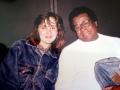 Juliana Areias and Johnny Alf 1992