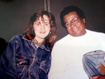 Juliana Areias, Johnny Alf