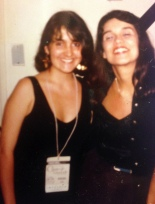 Juliana Areias and Joyce Moreno 1992
