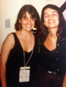 Juliana Areias and Joyce Moreno 1992