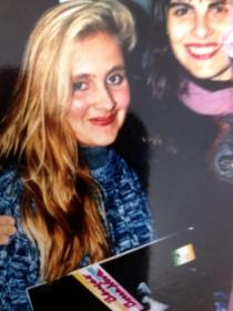 Juliana Areias and Leila Pinheiro 1991