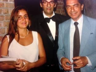 Juliana Areias Araken and Moacyr Peixoto irmaos do Caubi Peixoto