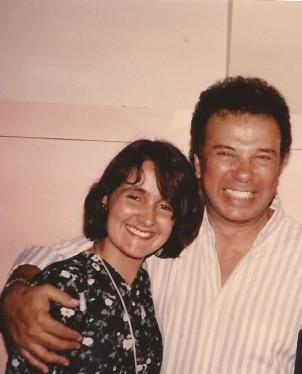 Juliana Areias e Pery Ribeiro Show Chega de Saudade 1992 Ruy Castro