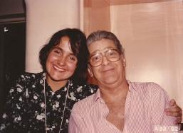 Juliana Areias e Luizinho Eca