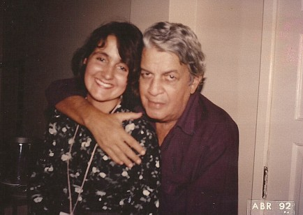 Juliana Areias e Ronaldo Boscoli