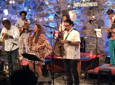 Juliana Areias Brazilian Tour - Jam do Mam - Geleia Geral Band - Solar do Unhao, Salvador , Jan 2017