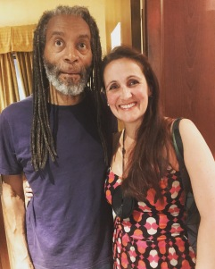 Bobby McFerrin and Juliana Areias - Bossa Nova Baby - Blue Note New York 2018