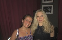 Juliana Areias, Eliane Elias
