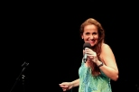 USA Tour Juliana Areias Bossa Nova Baby Bickford Theatre NJ close Ju A