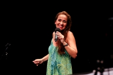 USA Tour Juliana Areias Bossa Nova Baby Bickford Theatre NJ close ju B JG7D0800c