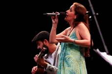 USA Tour Juliana Areias Bossa Nova Baby Bickford Theatre NJ Wesley Amorim