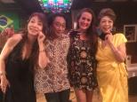 Japan Bossa Nova Club Juliana Areias Hideaki Yoshioka Naoko Ichiisumi Kei Ichida IMG_0039