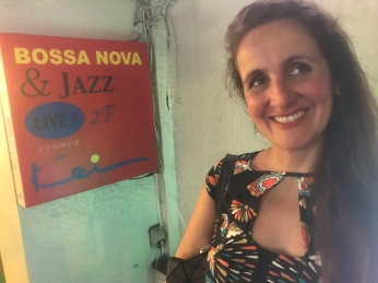 Juliana Areias - Japan Tour 2018 - Tokyo and Nagoaya - Bossa Nova Club