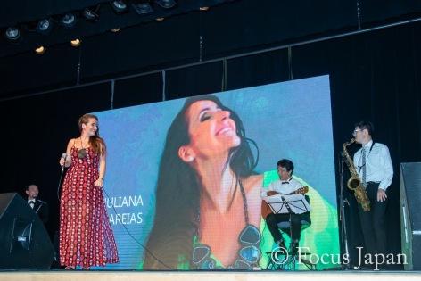 Juliana Areias Focus Brasil Japao Japan Bossa Nova Baby Tour 1