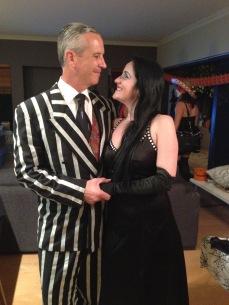 Halloween 2015 Addams Family