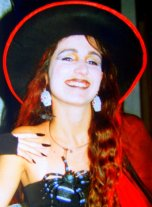 Juliana Areias - Halloween in Switzerland 1998