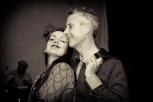 Juliana Areias Geoffrey Drake-Brockman -136 Nocturnus show Steampunk Halloween